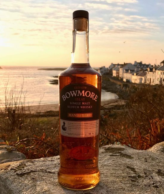7 Year Old Bowmore Hand-Filled Single Cask