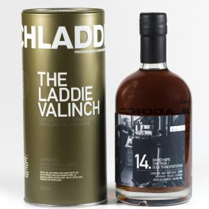 Bruichladdich Laddie Crew 25 Year Old David Hope