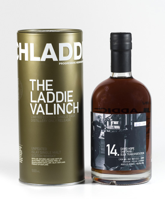 Bruichladdich-Laddie-Crew-25-Year-Old-David-Hope