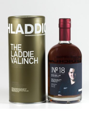 Bruichladdich Valinch 18 24 Year Old