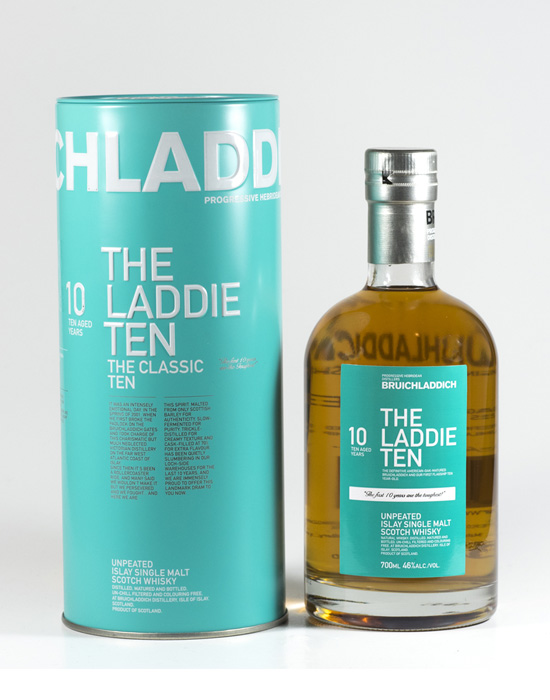 Discontinued-Bruichladdich-Laddie-10-(First-Edition)