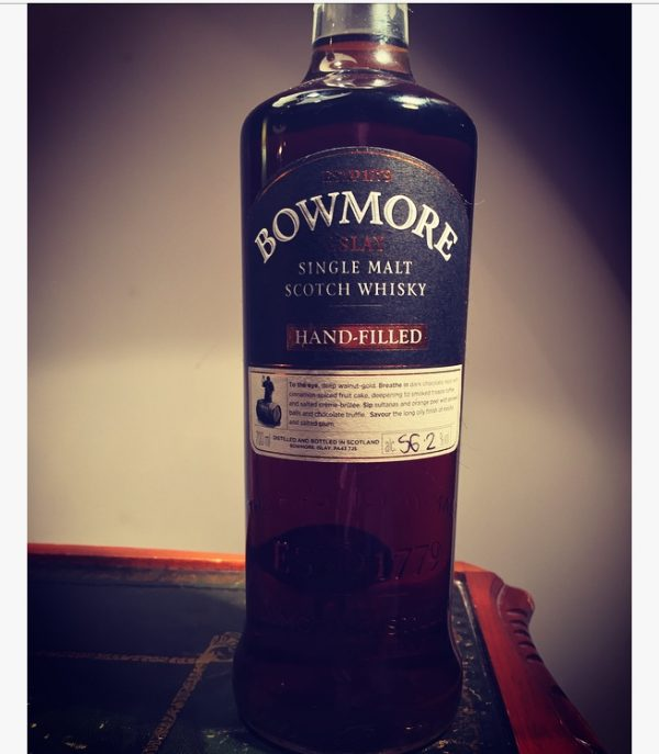 Bowmore 20 Year Old Hand-Filled Single Cask