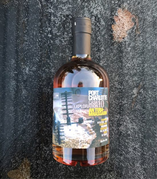 Bruichladdich Port Charlotte 12 Year Old Single Cask