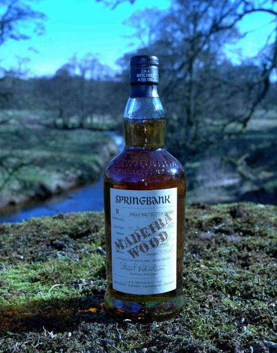 Springbank 11 Year Old Madeira Wood