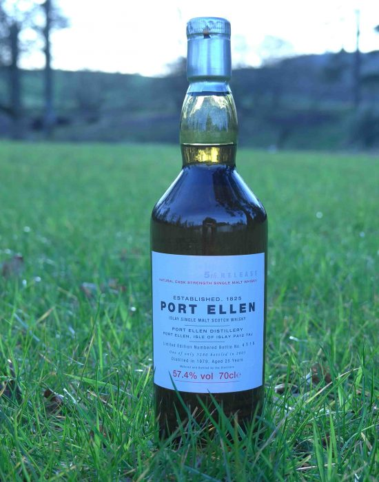 Port Ellen 5th Release 25 Year Old