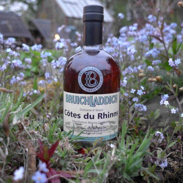 Bruichladdich Valinch 27 Cotes du Rhinns