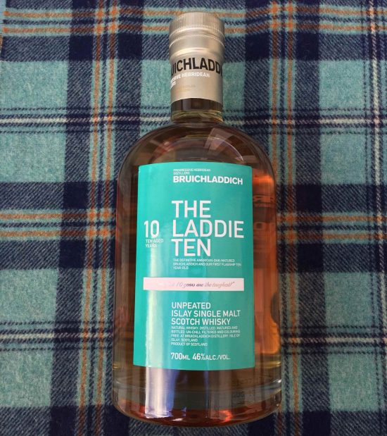 Discontinued Bruichladdich Laddie 10 (First Edition)
