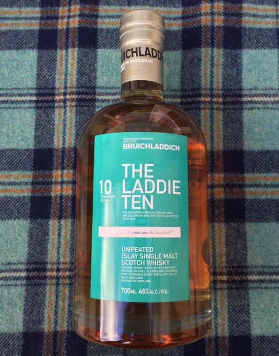 Discontinued Bruichladdich Laddie 10 (First Edition)