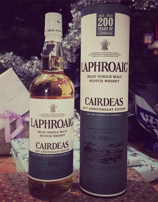 Laphroaig Cairdeas 2015 200th Anniversary Edition