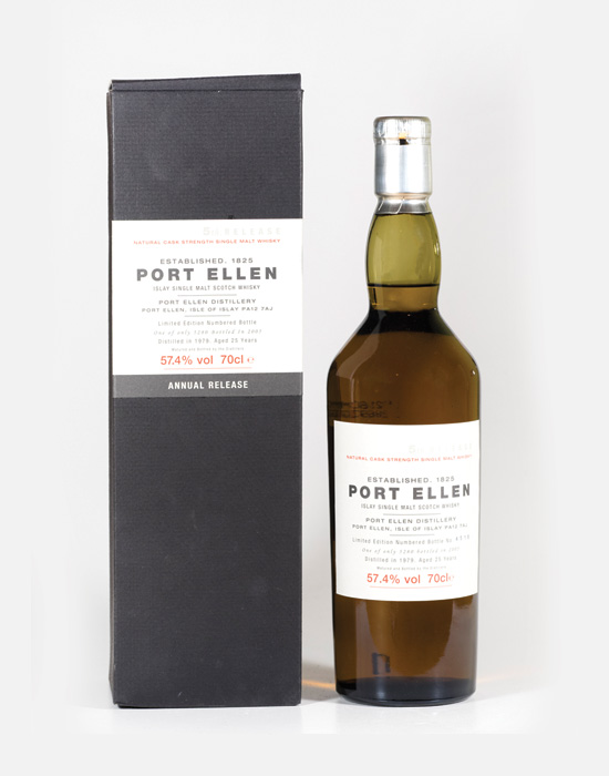 Port Ellen 5th Release 25 Year Old
