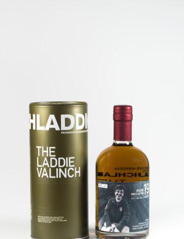 Bottle of Bruichladdich Laddie Crew Valinch 19 24 Year Old Whisky