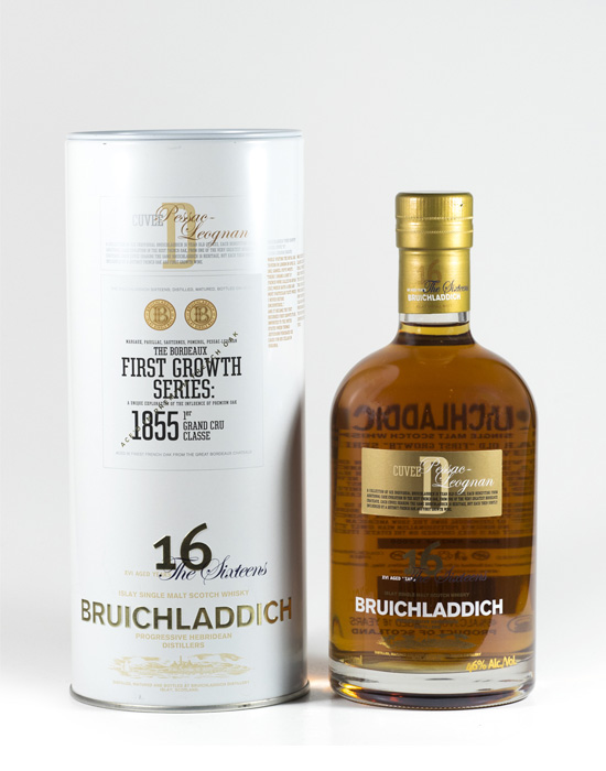 Bruichladdich First Growth Cuvee D Pessac Leognan