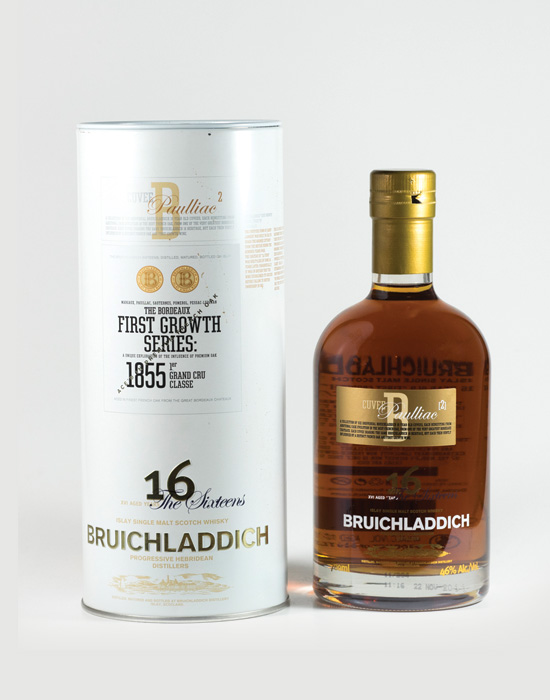 Bruichladdich First Growth Cuvee16 Year Old Paulliac B