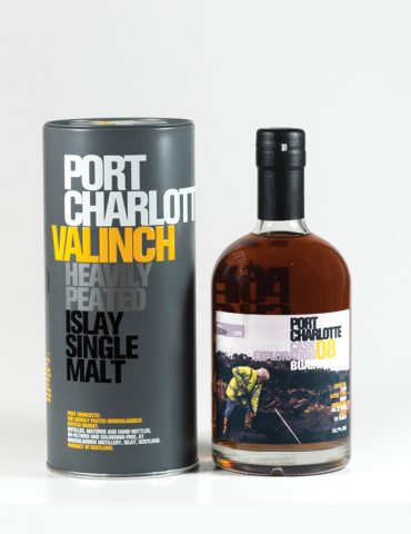 Bruichladdich Port Charlotte Cask Exploration 08 Valinch