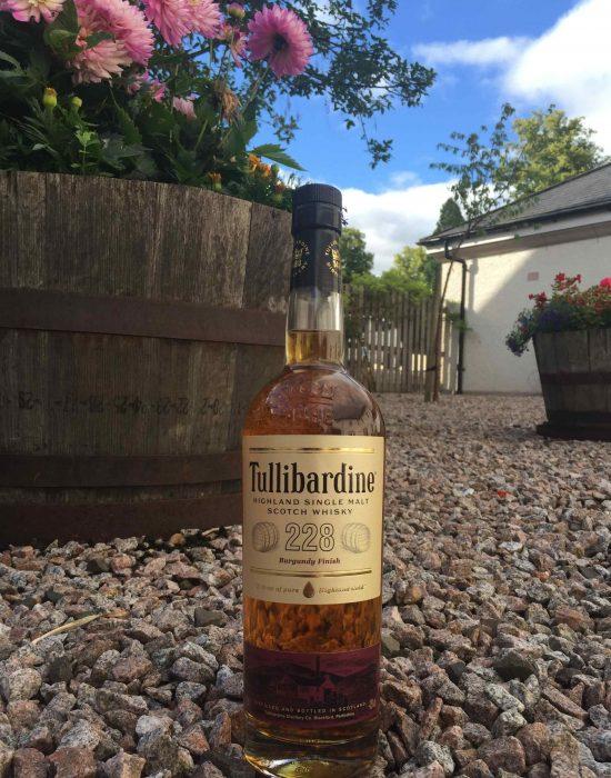 Tullibardine 228 Burgundy Cask Finish