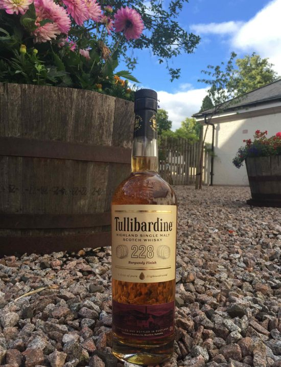 Tullibardine 228 Burgundy Cask Finish