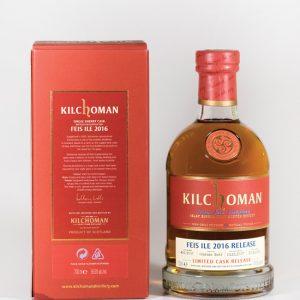 Kilchoman Feis Ile 2016 Release