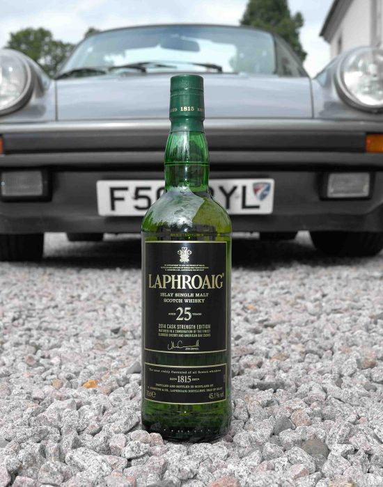 Laphroaig 25 Year Old 2014 Cask Strength Release