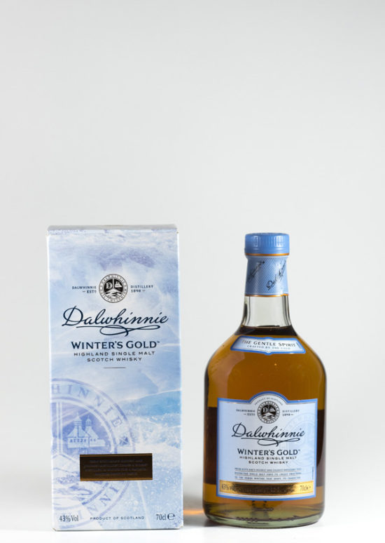 Bottle of Dalwhinnie Winter's Gold