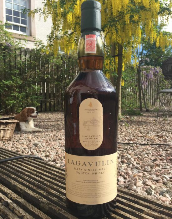 Lagavulin Triple Wood