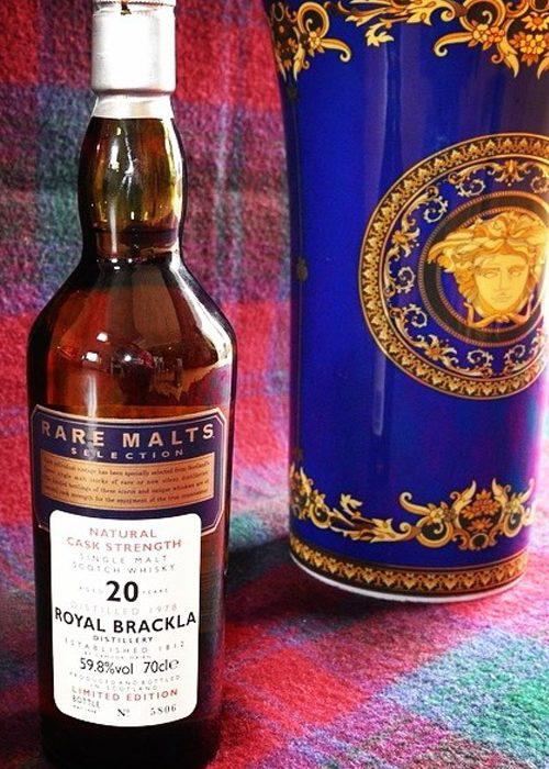 Royal Brackla 1978 20 year old