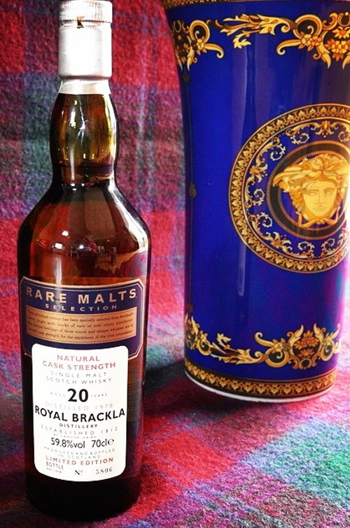Royal Brackla 1978 20 year old