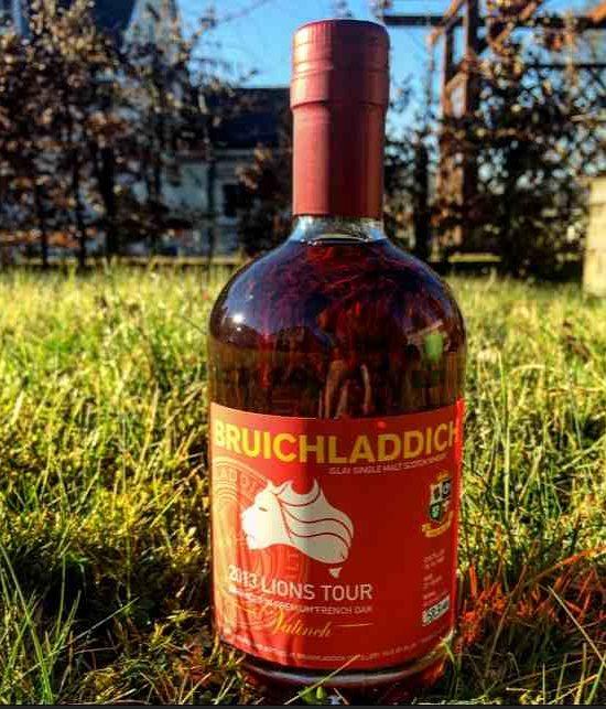 Bruichladdich Valinch 2013 Lions Tour