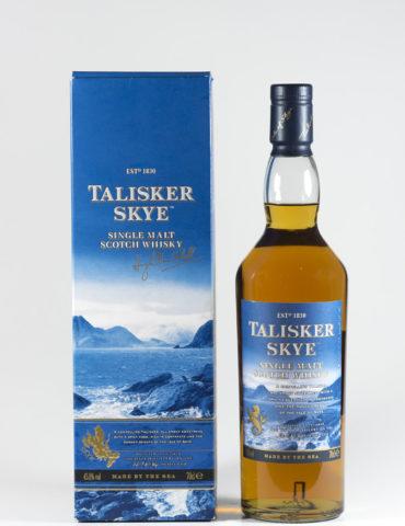 Bottle of Talisker Skye