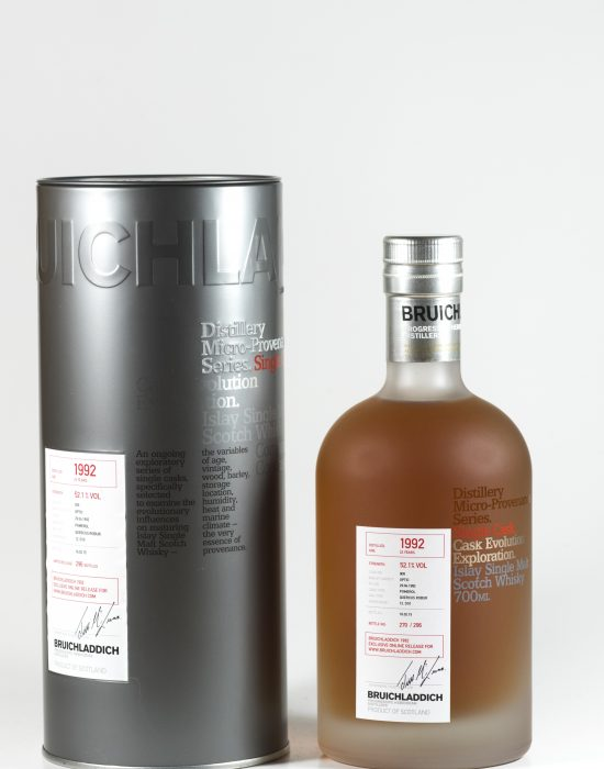 Bruichladdich Micro-Provenance 1992 22 Year Old