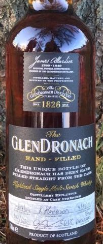 GlenDronach 13 Year Old Single Cask