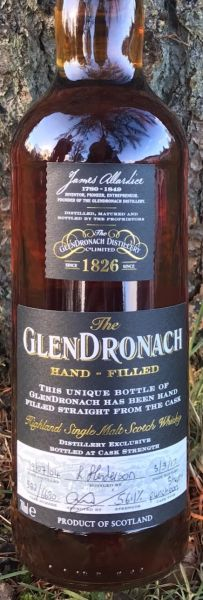 GlenDronach 13 Year Old Single Cask