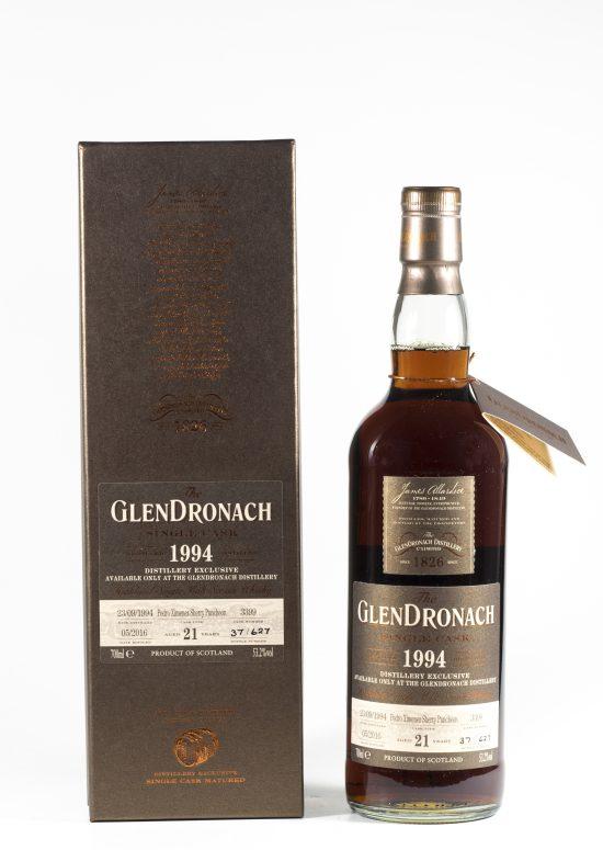Glendronach 1994 21 Year Old Single Cask