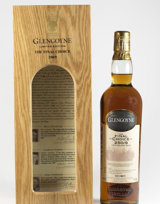 Glengoyne The Final Choice