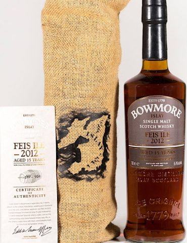 Bowmore Feis Ile 2012 15 Year Old