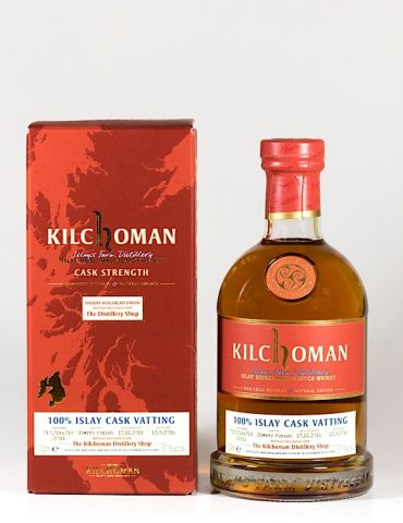 Kilchoman 100% Islay Cask Vatting