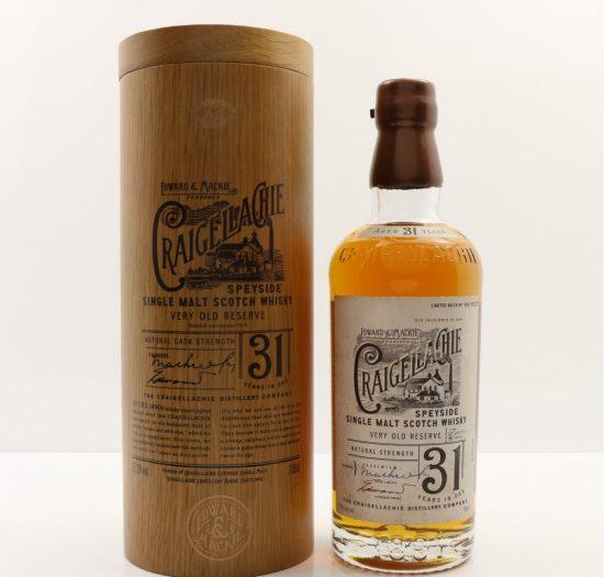 d4efc8772f9 HomeSpeyside WhiskyCraigellachieCraigellachie 31 Year Old