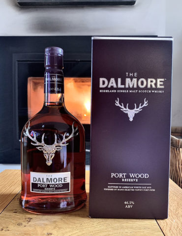 Bottle of The Dalmore Port Wood Reserve