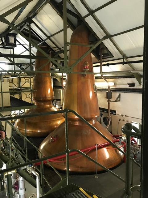 copper whisky stills