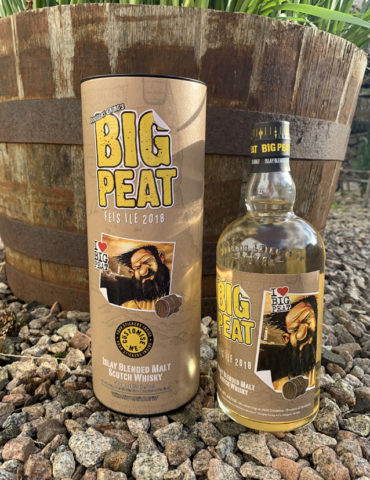 Bottle of Big Peat Feis Ile 2018 Whisky